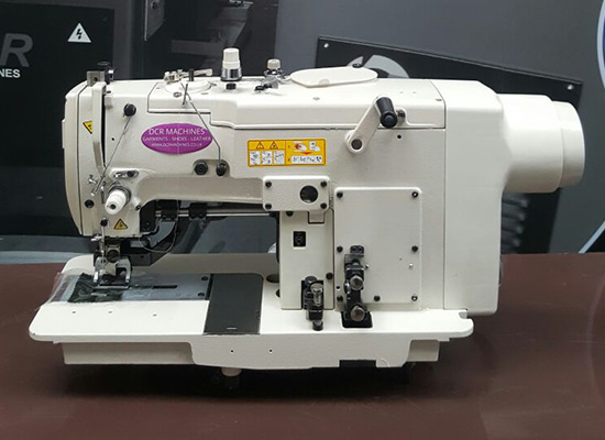 Photo of an DCR BH- Industrial Button Hole sewing machine Industrial Sewing Machines
