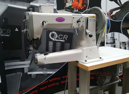 Photo of an DCR 441 - Heavy duty industrial cylinder arm sewing machine Industrial Sewing Machines