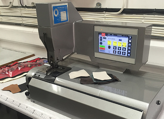Photo of an DCR CSK- Computer Skiver Industrial Sewing Machines