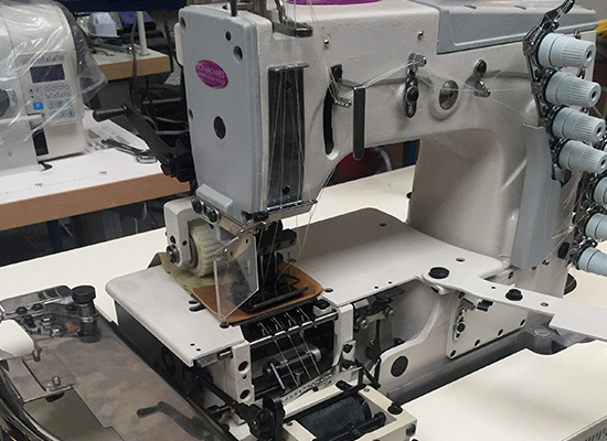 Photo of an DCR BD4- Industrial Bonadex sewing Machine Industrial Sewing Machines
