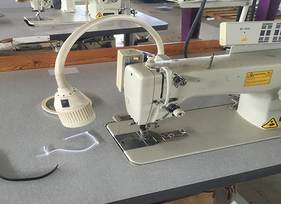 Photo of an Brother  lockstitch single needle flat bed industrial sewing machine Industrial Sewing Machines