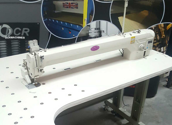 Photo of an DCR 1000LA Industrial Sewing Machines