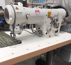 Photo of an DCR ZZ- Industrial Zig Zag Sewing Machine Industrial Sewing Machines