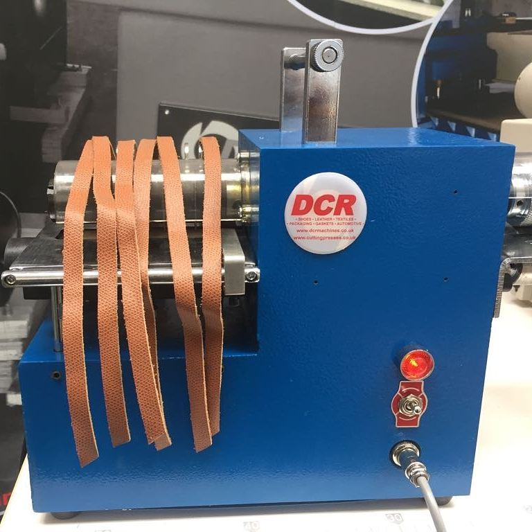 Photo of an DCR SC100 - Strip Cutter 100mm Industrial Sewing Machines