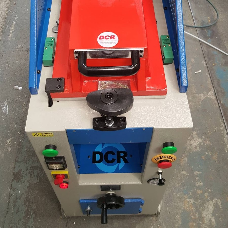 Photo of an DCR BP1- Bag Press 1 Station Industrial Sewing Machines
