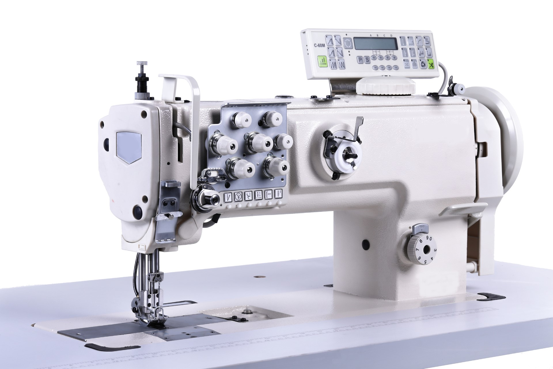 Photo of an DCR-1580A Industrial Sewing Machines