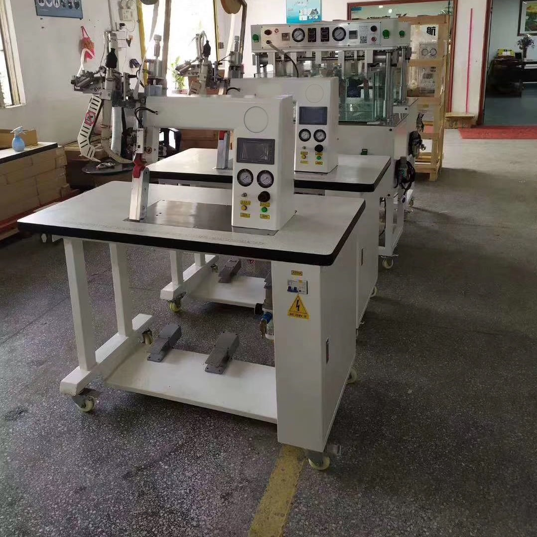 Photo of an DCR-MSMM PPE MEDICAL SUIT MAKING MACHINE Industrial Sewing Machines