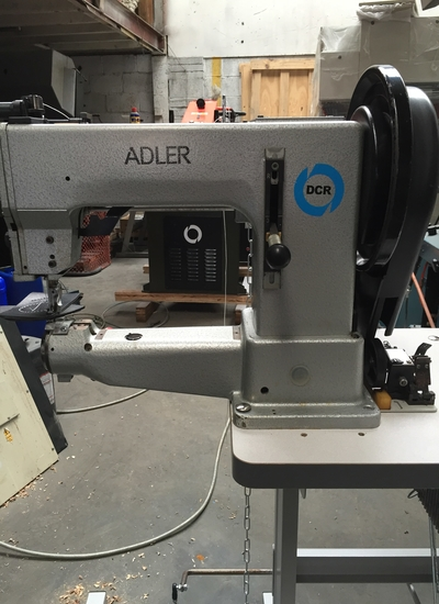 DCR 40 40 Heavy Duty Cylinder Arm Industrial Sewing Machine Interesting Refurbished Sewing Machines Uk